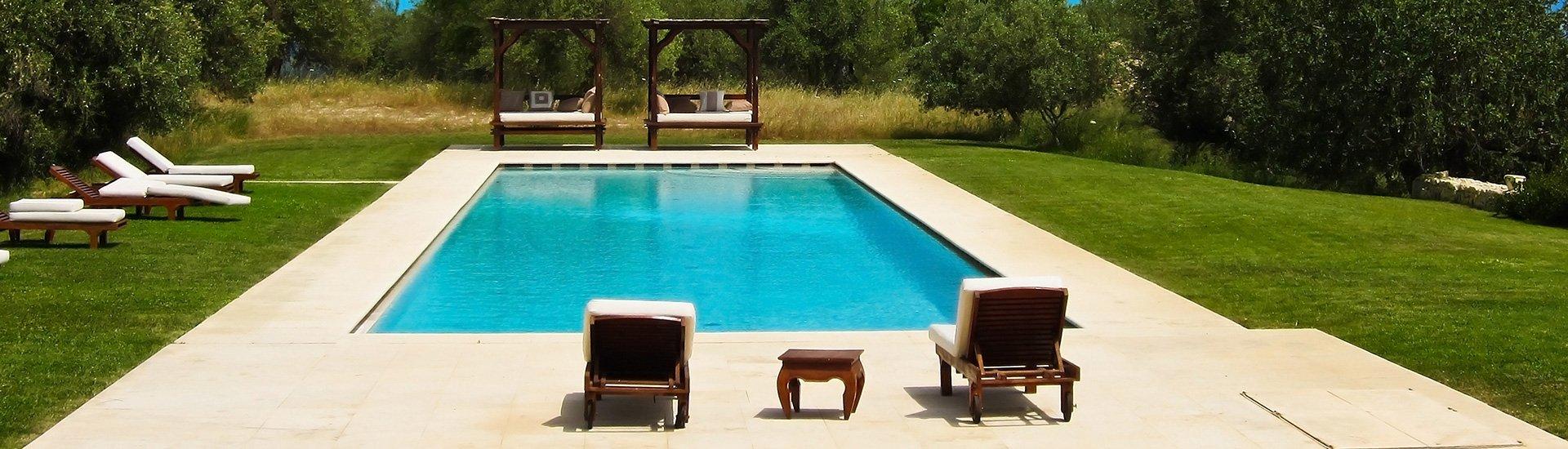 Piscine interrate costi piscine in acciaio l with piscina - Costi piscina interrata ...