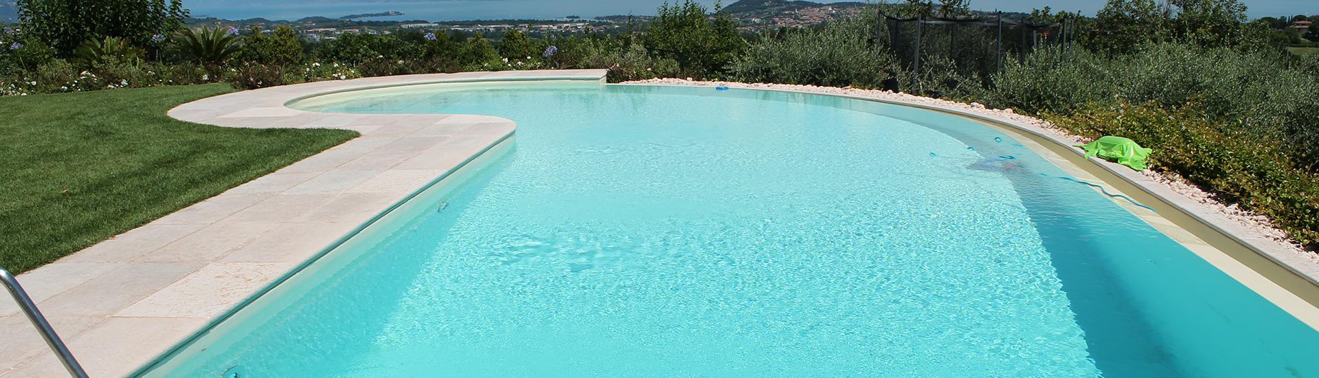 piscine in pannelli acciaio