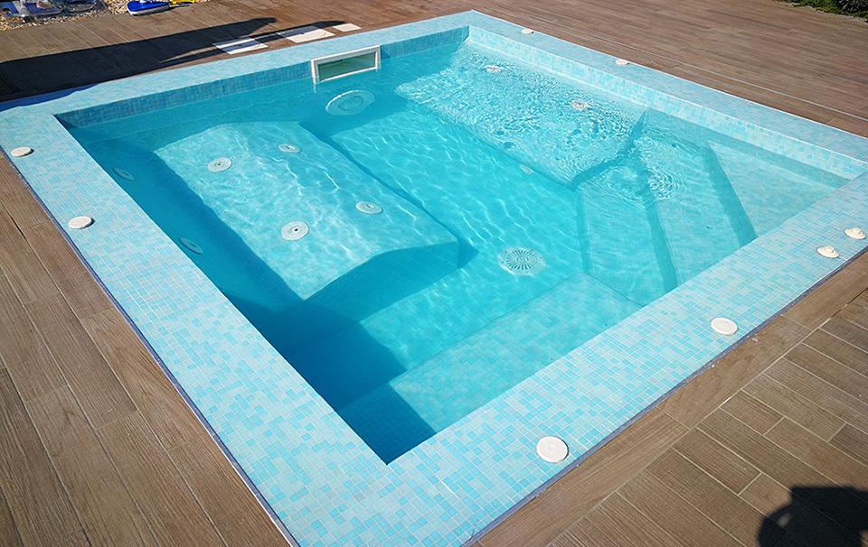 realizzazione piscine isoblock